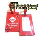 Jual Luggage Tag Karet | 0813 2090 2079 | Jual Luggage Tag Hotel, Jual Bag Tag Anak