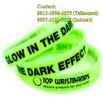 Jual Gelang Karet Fosfor │0813-2090-2079│ Jual Gelang Karet Glow In The Dark