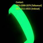 Jual Gelang Karet Glow In The Dark │ 0813-2090-2079 │ Bikin Gelang Karet Murah, Buat Gelang Custom
