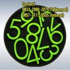 Jual Tatakan Gelas Karet | 0813-2090-2079 | Harga Tatakan Gelas Karet
