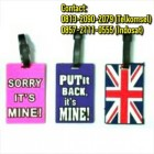 Jual Bag Tag Anak | 0813-2090-2079 | Jual Luggage Tag Custom