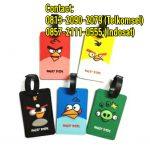 Jual Bag Tag Anak | 0813-2090-2079 | Jual Luggage Tag Karet