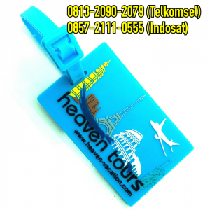 Jual Luggage Tag Custom 01