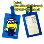 Jual Bag Tag Anak   0813-2090-2079   Jual Luggage Tag Custom